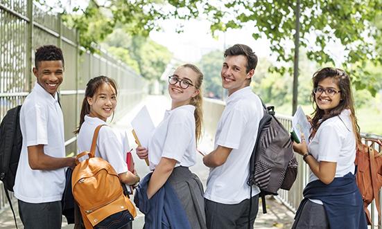 5 Students