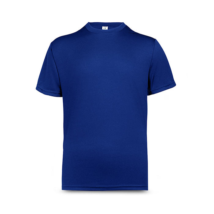 PERFORMANCE ROUND NECK T-SHIRT