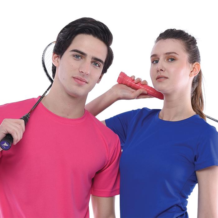 PERFORMANCE ROUND NECK T-SHIRT (FEMALE)
