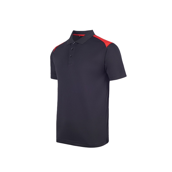 Contrast T Max Polo T-Shirt
