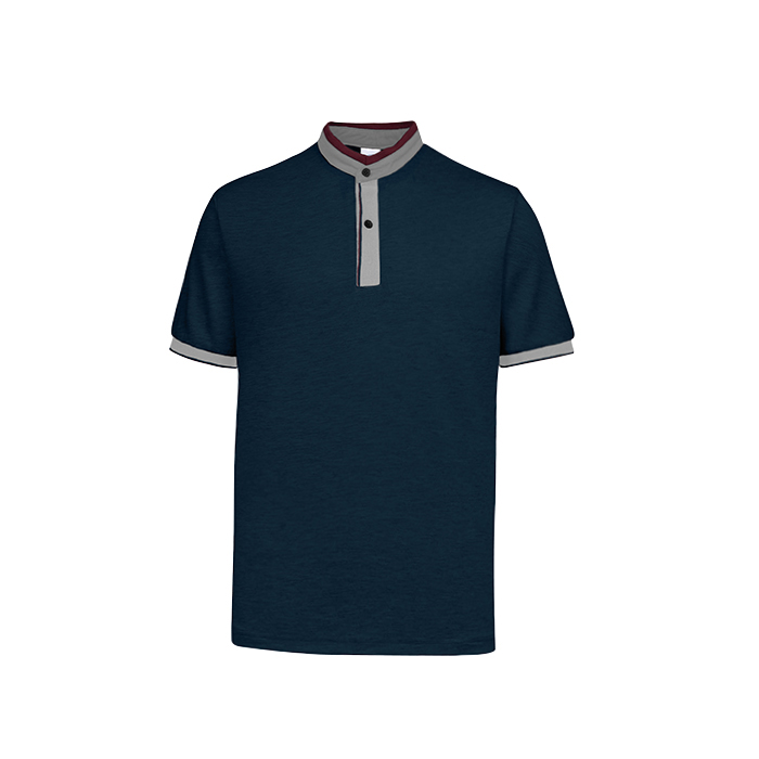 Pique Ace Collar Polo T-shirt
