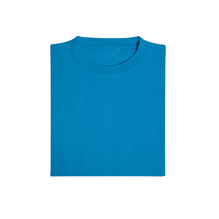 Cotton Round Neck T-Shirt (Kids)
