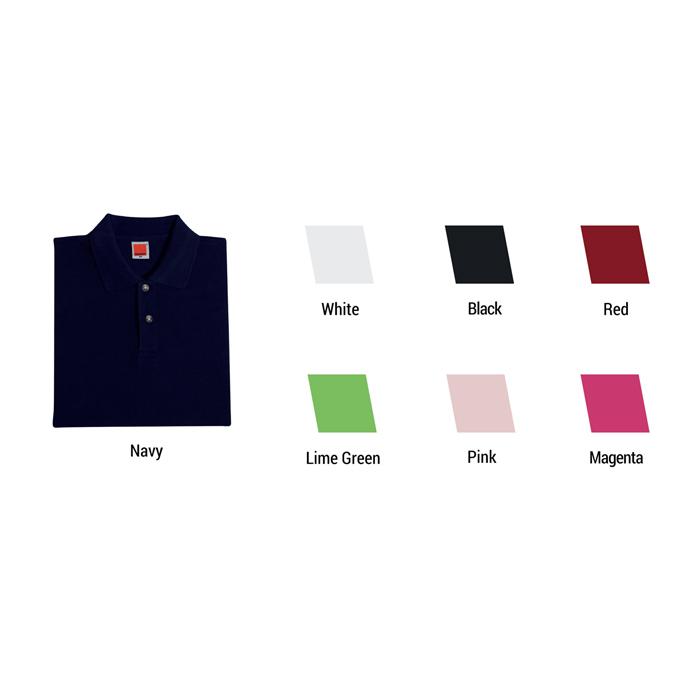 Honeycomb Polo T-shirt (230 gsm)