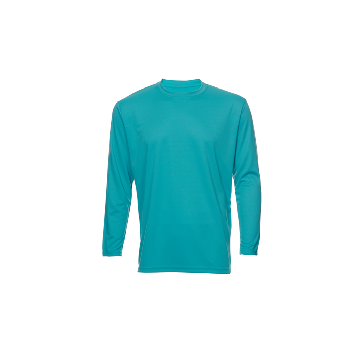 Quick Dry Long Sleeve Round Neck T-shirt